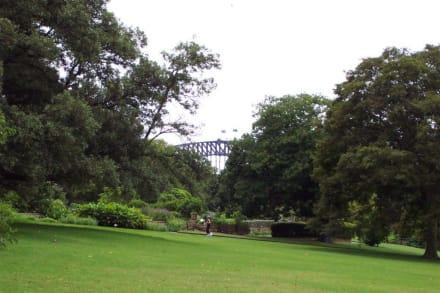 Die schönste Joggingstrecke Australiens? - Botanischer Garten Royal Botanic Gardens