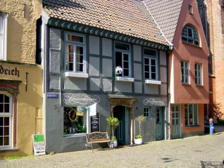 Bremen Schnoor - Krämerladen - Schnoorviertel