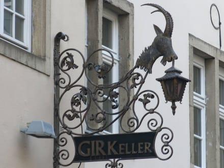 Ein Gildeschild - Altstadt Köln