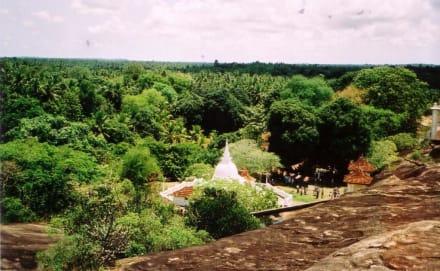 Aluthepola Tempel, Nähe Negombo - Aluthepola Tempel