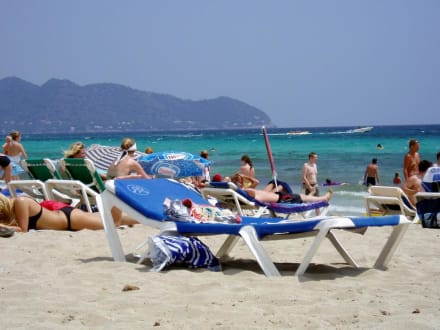 Strand von Cala Millor - Strand Cala Millor