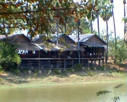 Restaurant am See - Restaurant Shwe Nandawun