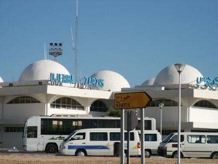 neuer Flughafen Djerba-Zarzis - Flughafen Djerba-Zarzis (DJE)