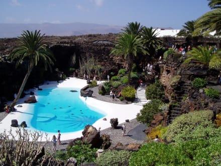 Lanzarote: Jameos del Agua - Jameos del Agua Cesar Manrique