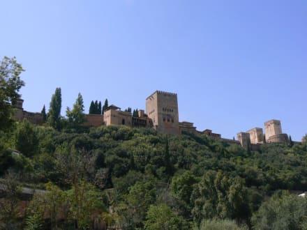 Alhambra in Granada - Alhambra