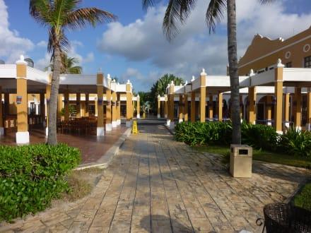 Gepflegt und sauber - Dreams Tulum Resort & Spa
