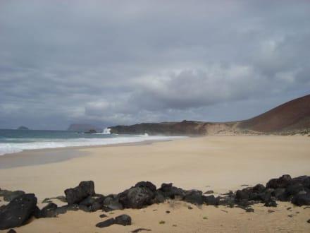 Playa de Las Conchas - Playa de las Conchas