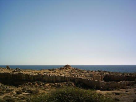 Königsgräber, Paphos - Königsgräber / Nekropolis