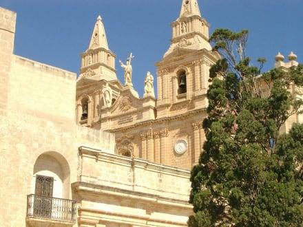 Kirche in Mellieha - Kathedrale in Mellieha
