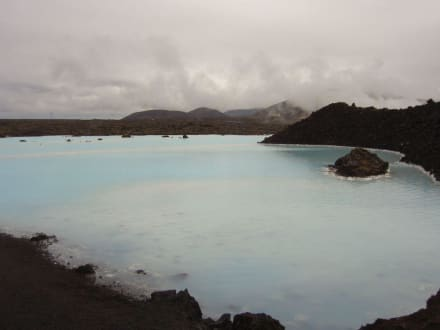 Blaue Lagune - Thermalbad Blue Lagoon Island