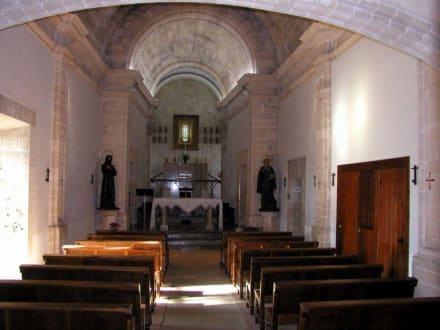 Die kleine Kapelle im Kloster - Kloster Randa