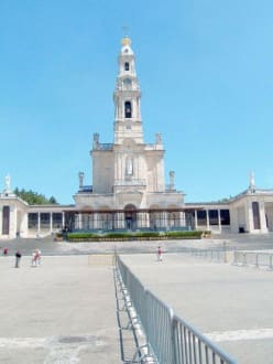 Fatima - Basilica Antiga