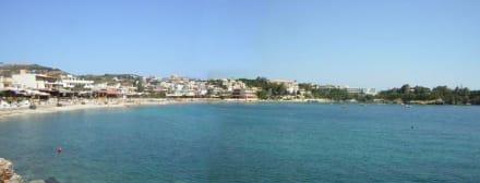 Strand von Agia Pelagia - Strand Aghia Pelagia/Agia Pelagia