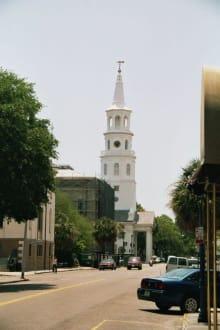 Im alten Stadtzentrum vom Charleston - Altstadt Charleston