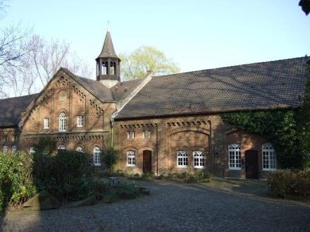 Museum am Schloss Schwansbell in Lünen - Schloß Schwansbell