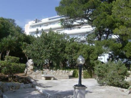 Romantik pur - JS Hotel Cape Colom