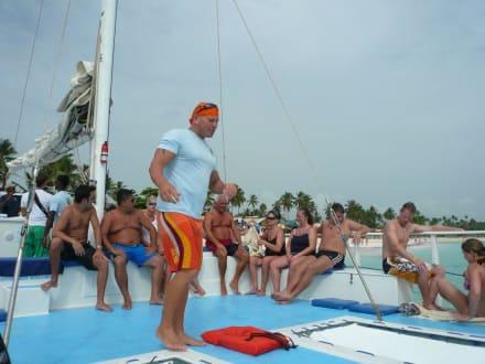 Tropical Storm - Katamaran Tour Tropical Storm Punta Cana