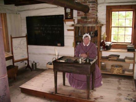 Dorflehrerin in Ostkanada - Upper Canada Village