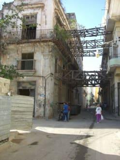 Straße in der Altstadt - Altstadt Havanna