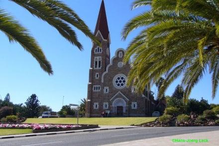 Christuskirche! - Evangelisch Lutherische Christuskirche