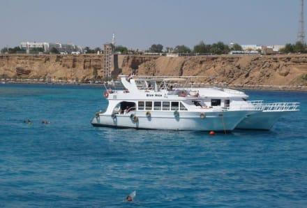 Ausflugsboote - Schnorcheln Sharm el Sheikh