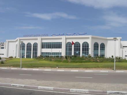 Der Flughafen Djerba/ Zarzis - Flughafen Djerba-Zarzis (DJE)