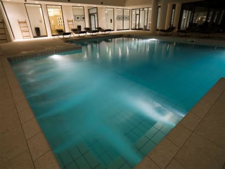 4 Sterne Hotel am Gardasee mit Hallenbad - Hotel Principe di Lazise