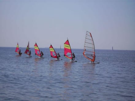 Surfschule - Segel- und Surfschule Fit for Sail