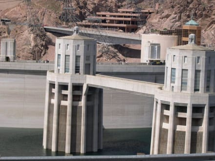 Hoover Dam - Hoover Talsperre