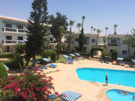 Vom Balkon - Lysithea Hotel Apartments
