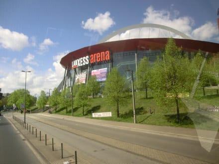 Köln Arena - Lanxess Arena Köln