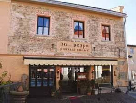 Pizzeria Da Peppo in Grafenau von aussen - Pizzeria Da Peppo