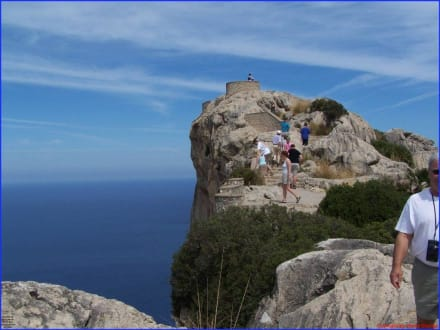 Aussicht - Cap Formentor