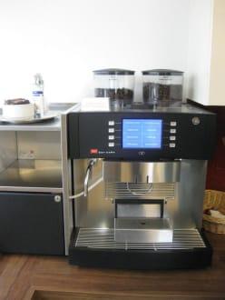 Kostenlose Kaffeespezialitaeten in der Kaffeekuech - Hotel Mohren Garni
