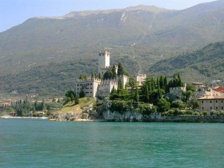 Schöne Burg von Malcesine! - Castello di Malcesine