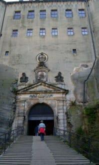 Festung Königstein - Festung Königstein