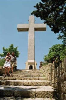 Kreuz am Filerimos - Kloster Filerimos