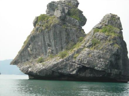 Marine Nationalpark - Ang Thong Marine National Park