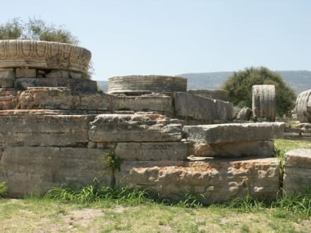 Hera-Tempel - Hera-Tempel