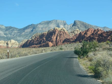 Red Rock Canyon - Red Rock Canyon