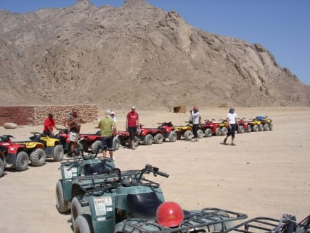 Quad Safari - Quad Tour Hurghada