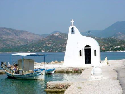 Kapelle am Blauen See - Blauer See