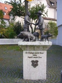 Bauer und Metzger - Fischerviertel
