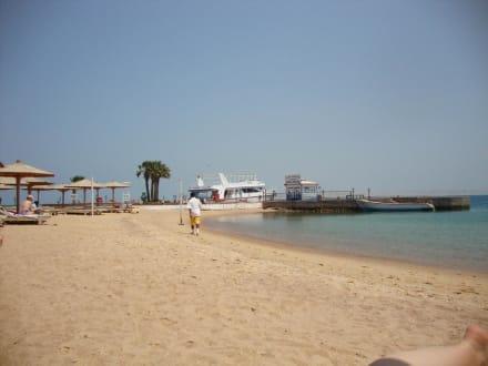 Strand - Sea Shell Hotel