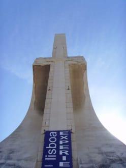 Padrao dos Descobrimentos - Padrao dos Descobrimentos / Denkmal der Entdecker
