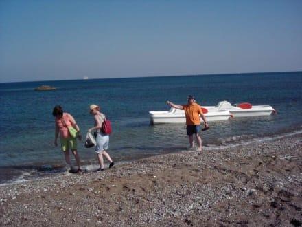 Faliraki Strand - Strand Faliraki