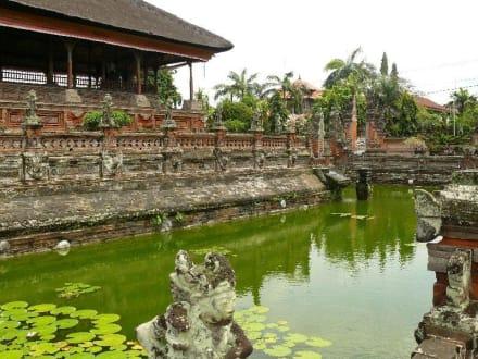 Klungkung Gerichtshalle - Gerichtsgebäude in Klungkung / Kerta Gosa