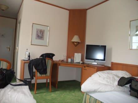 Zweibettzimmer - Hotel Ambiente (Hotelbetrieb eingestellt)