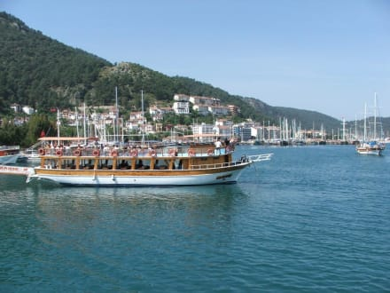 12-Insel-Bootstour - Bootstour Fethiye