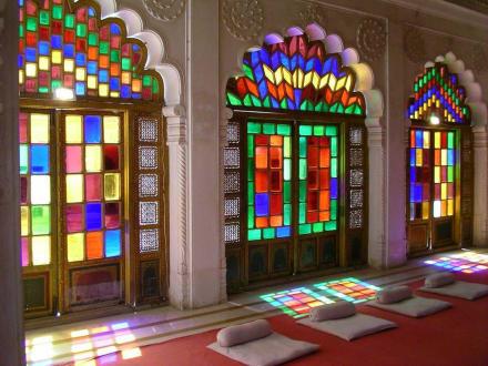 Zimmer im Palast Meherangarh Fort - Meherangarh Fort